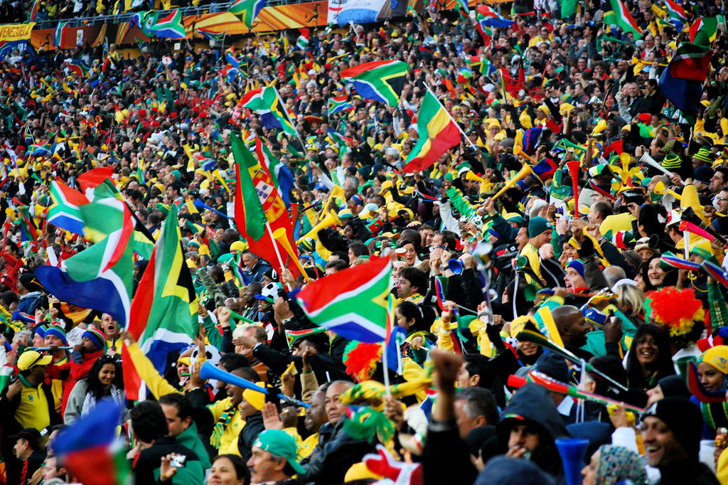 South African Tourism Humblebrags About Its World Cup Success