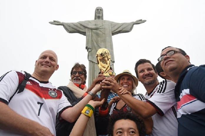 Brazil Welcomes One Million World Cup Tourists