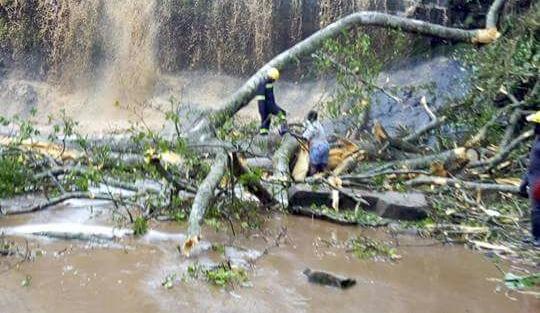 Breaking: 17 People Feared Dead in Bizarre Kintampo Waterfall Accident