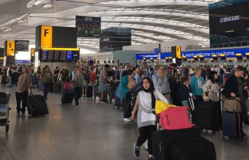 British Airways warns of further delays as recovery continues