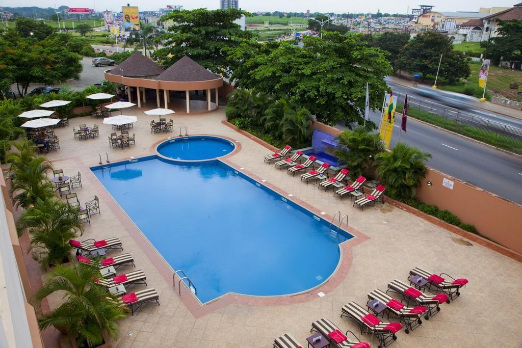 african regent pool