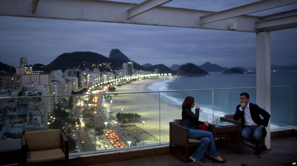 Brazil Faces Problems Attracting Tourists