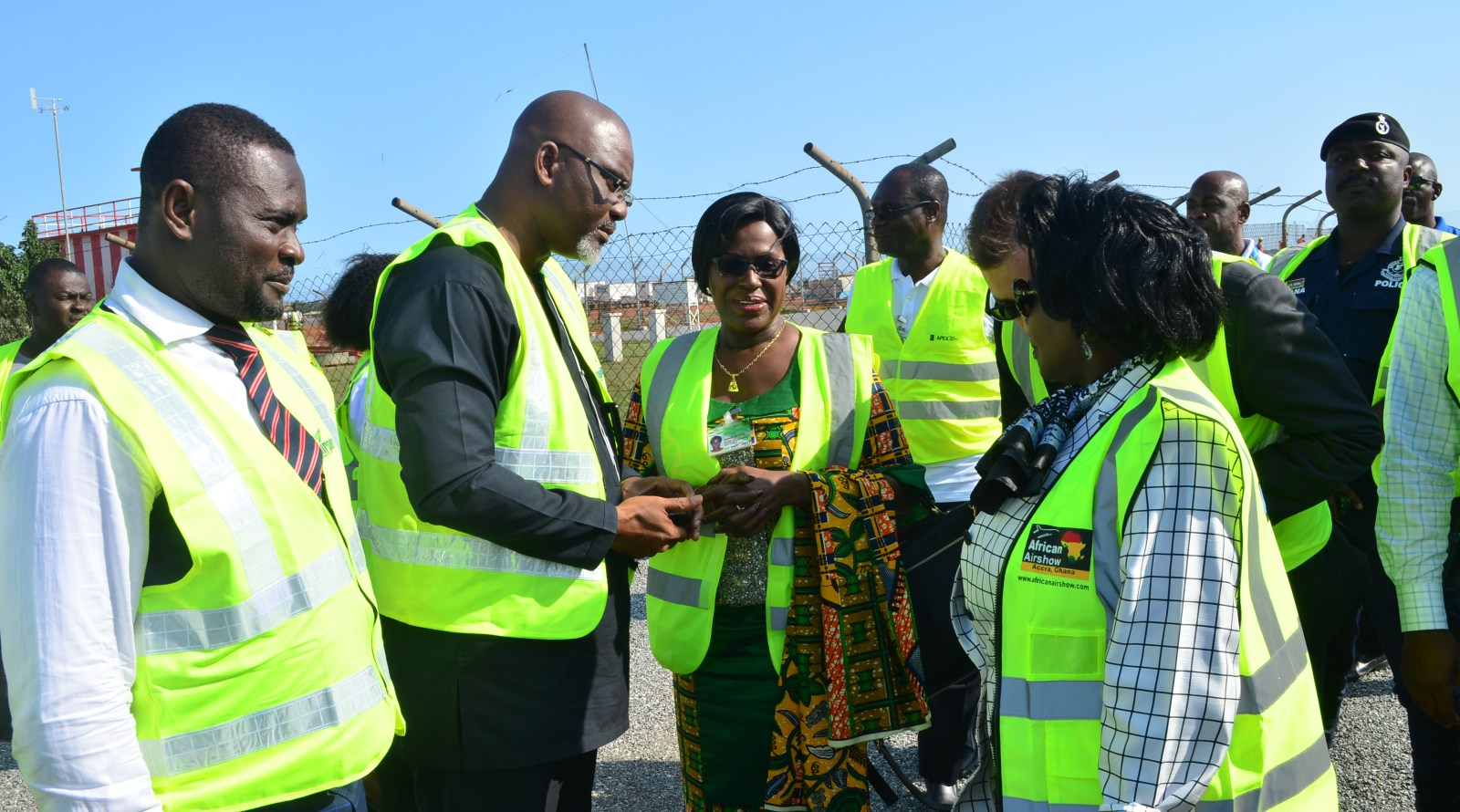 Ghana: Stakeholders Tour Site For African Air Expo