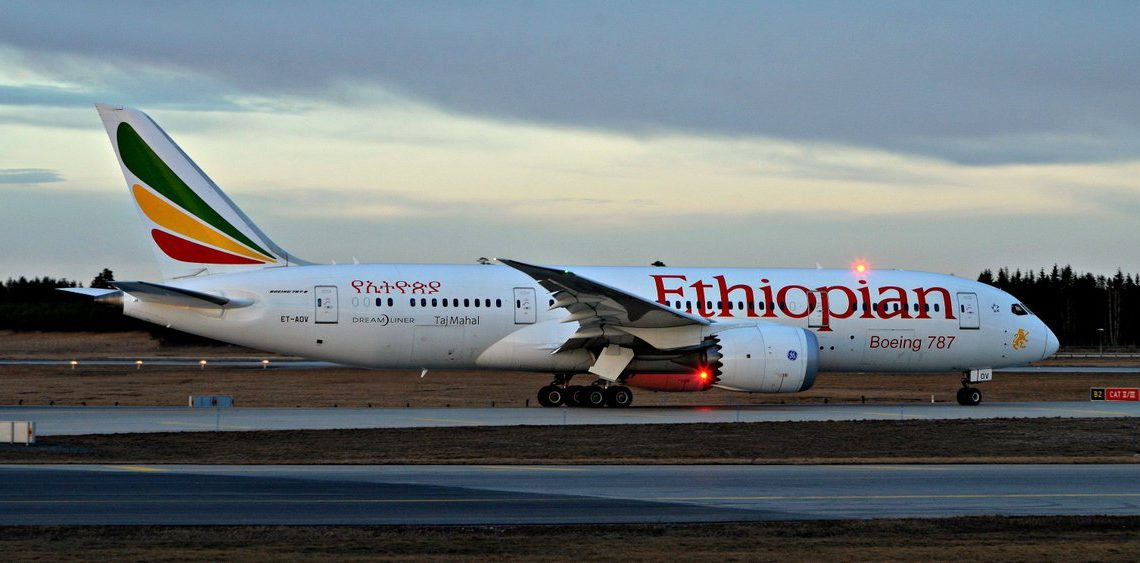 #EthiopianAirlines announces date for the launch of Moscow flights