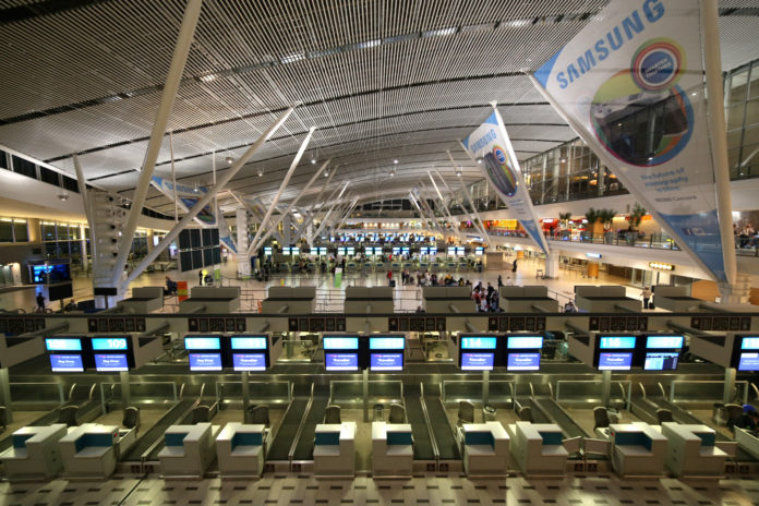 Cape Town Airport Clamps Down On Water Usage January 26 2018 1 Lounges At International