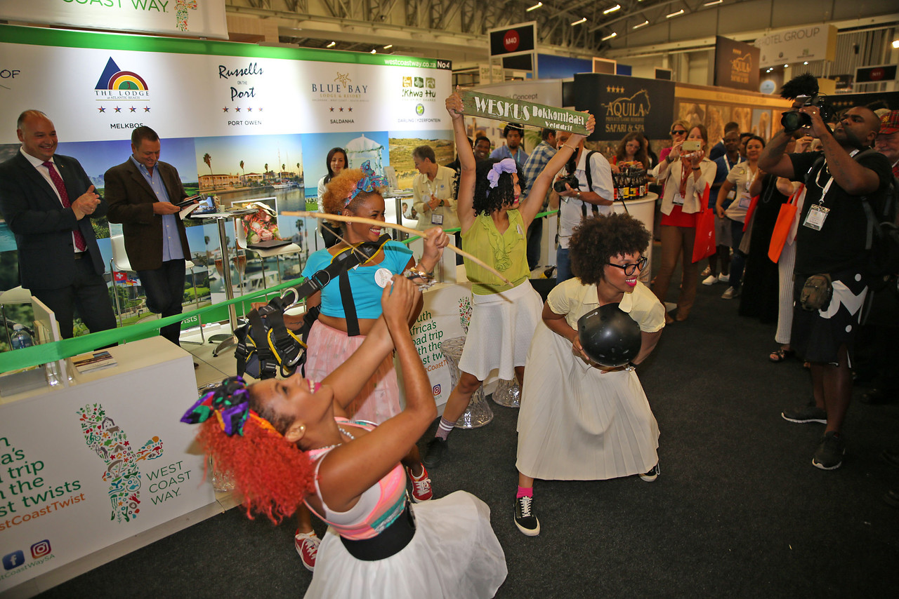 Cape Town welcomes the world to #WTM-Africa