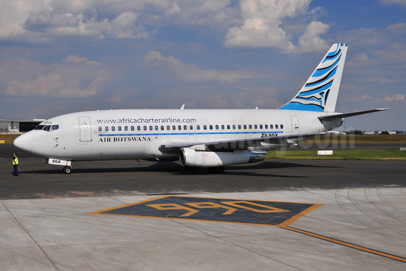 Plans to privatise Air Botswana – again