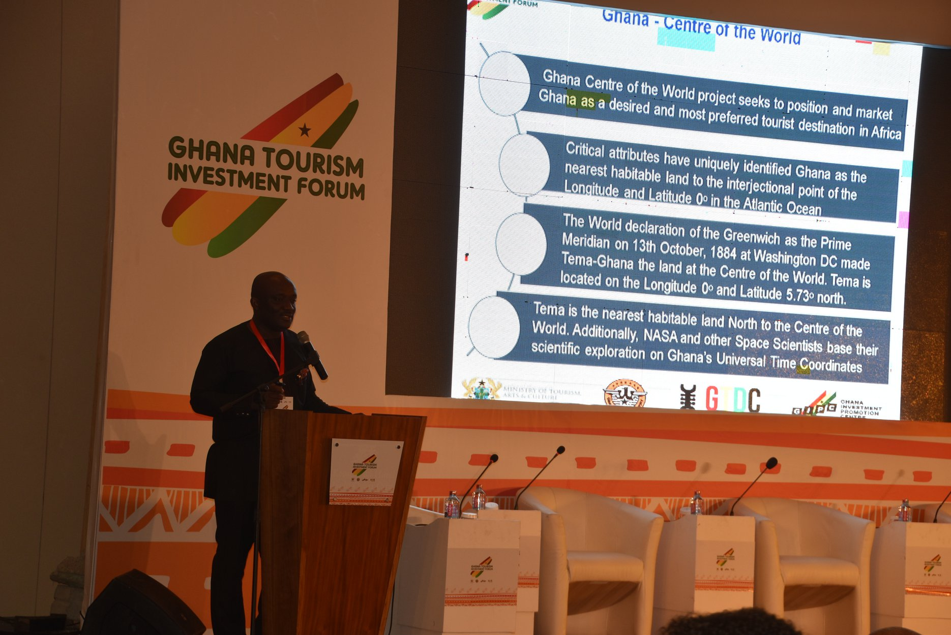 Stakeholders explore investment opportunities at maiden Ghana Tourism Investment Forum