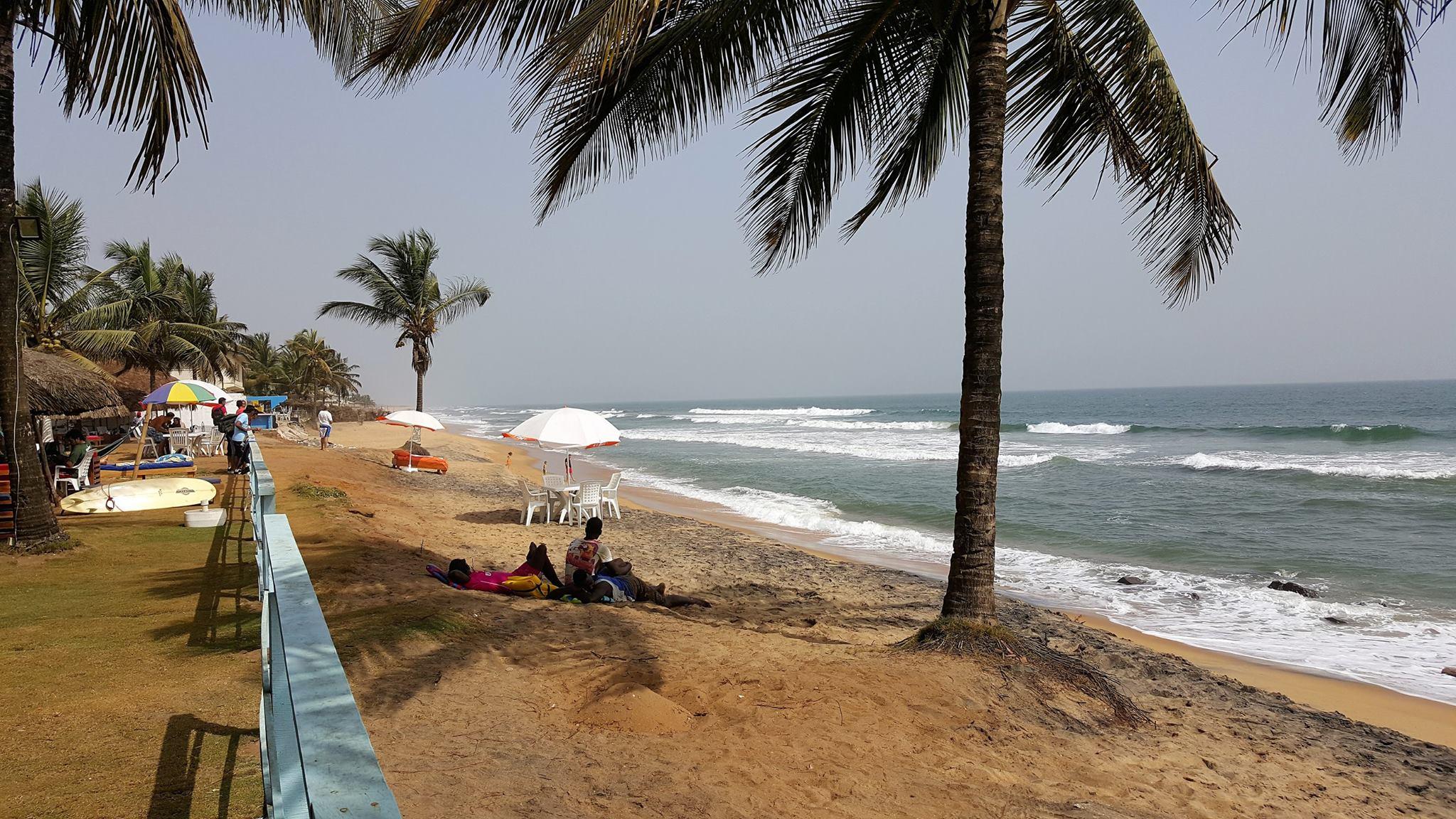 Liberia Relaxing