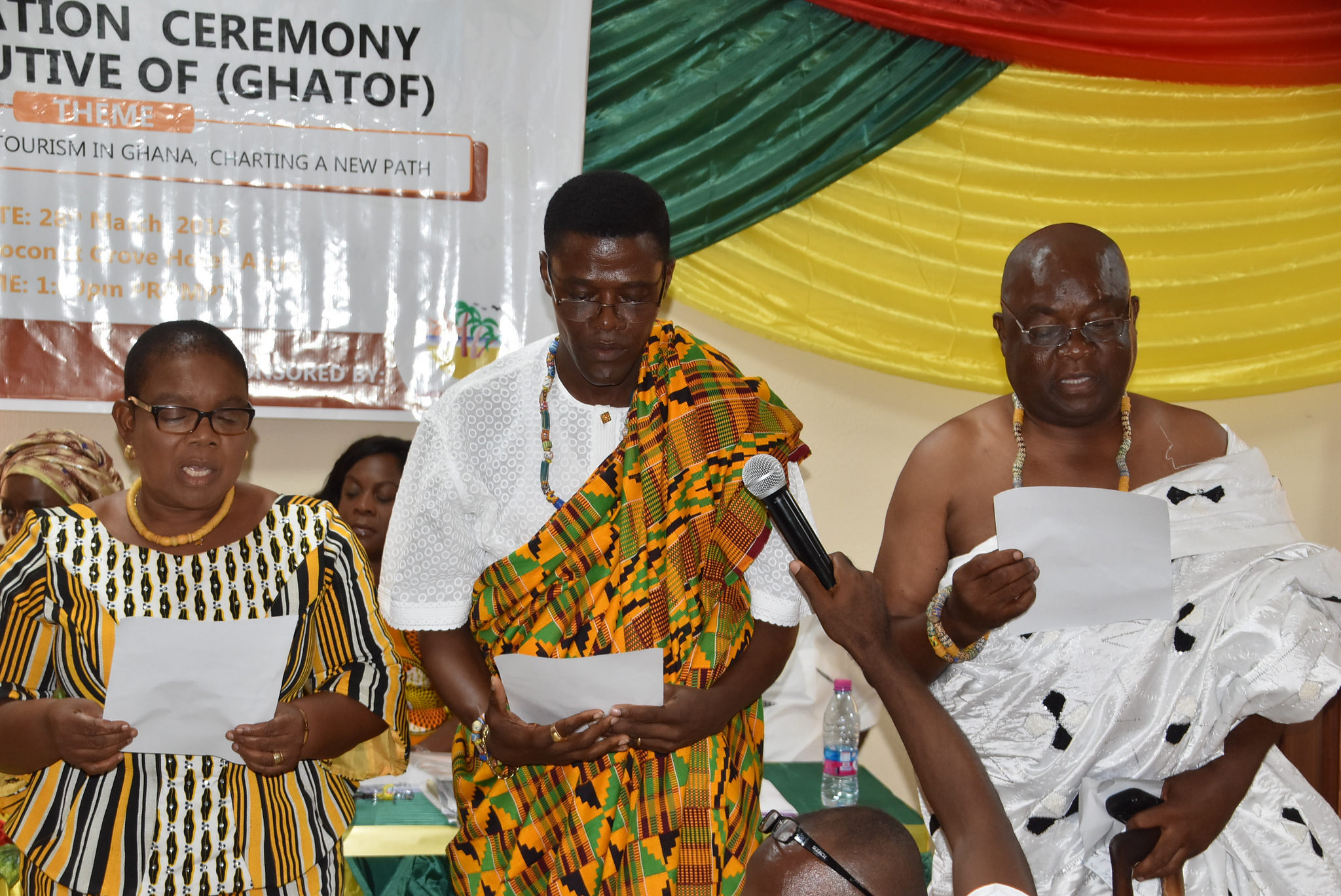 #Ghana: New GHATOF Executives pledge to revamp body