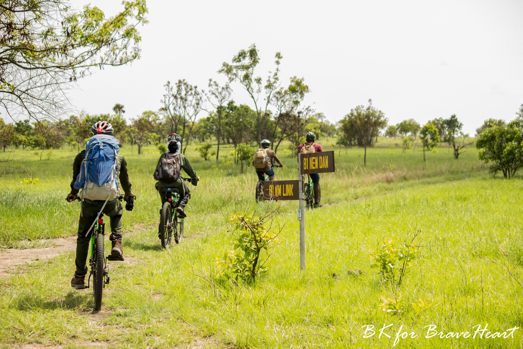 Bravehearts Expeditions organizes  2nd National Bikers and Abseil Festival