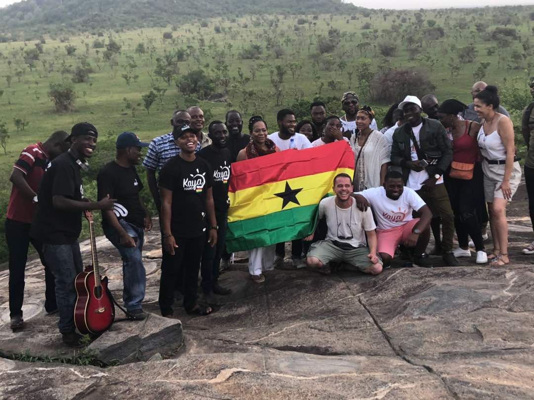 Kaya Tours thrill patrons with #Akosombo Magical Trip