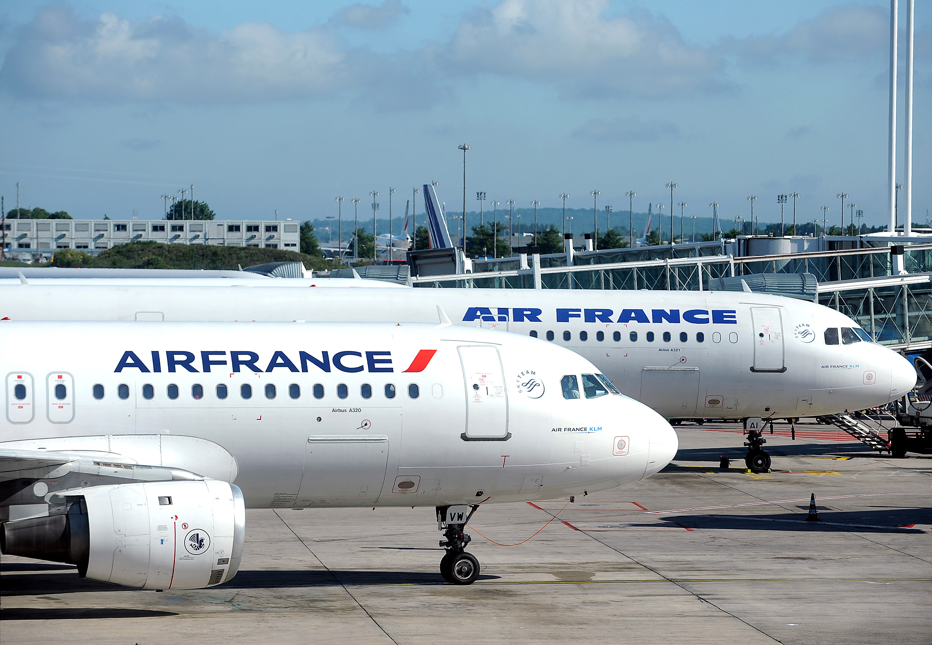 Government says 'No more!' to Air France