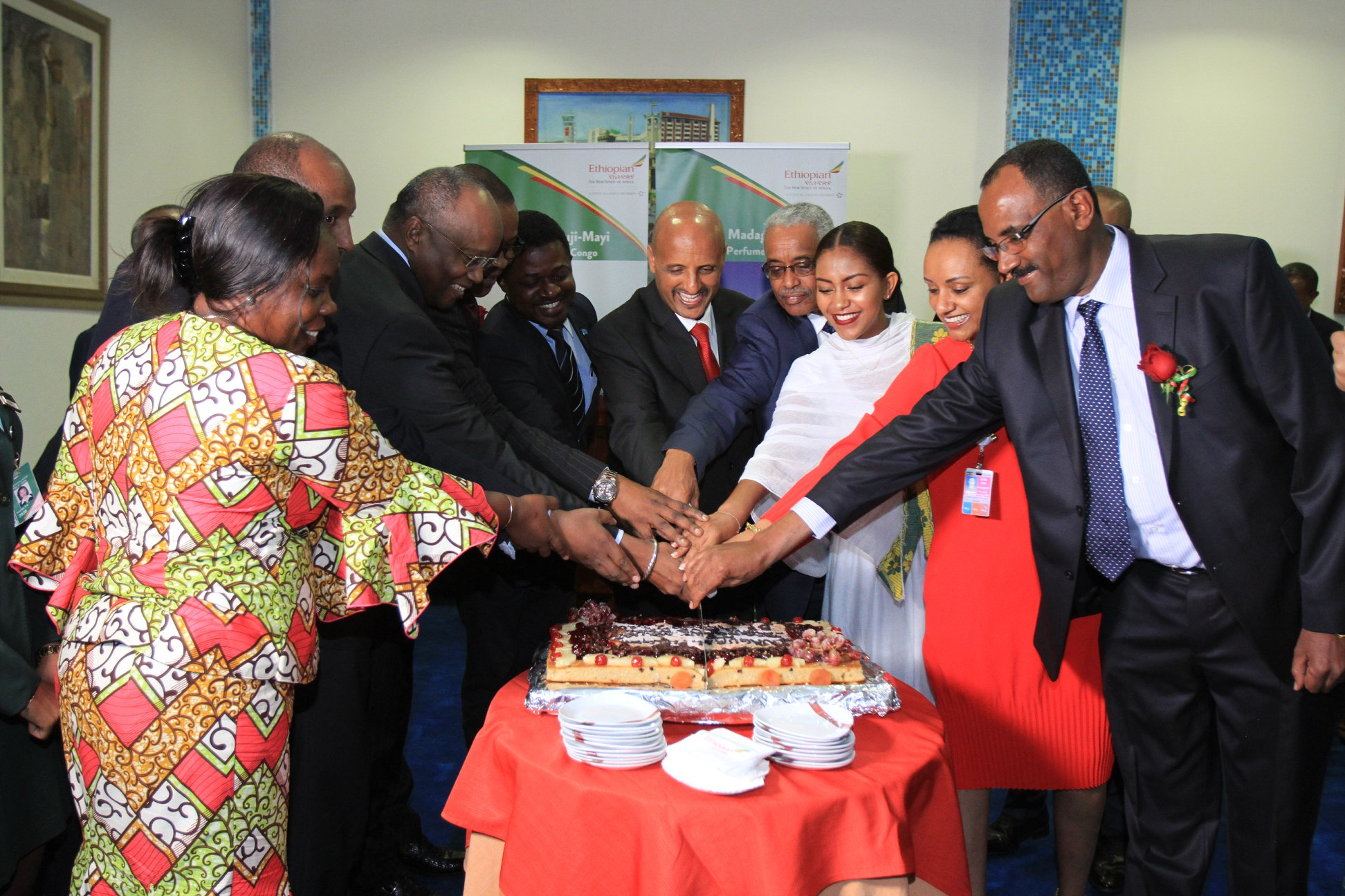 Ethiopian Widens its African Network to Three More Destinations