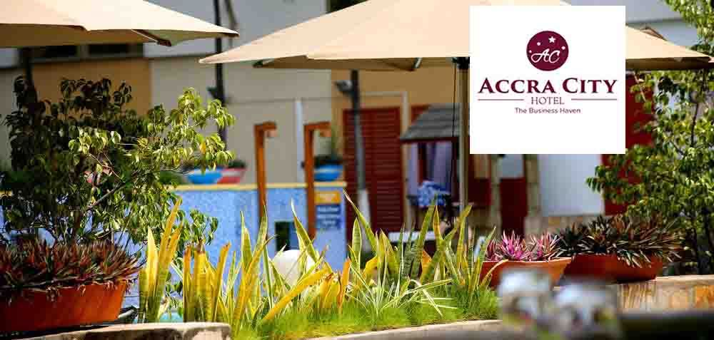Accra City Hotel wins Global Business Award