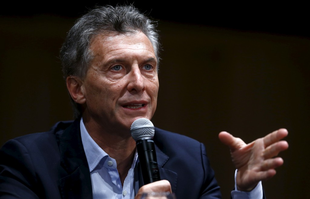 President Macri of Argentina recognised as first WTTC World Leader for Travel & Tourism