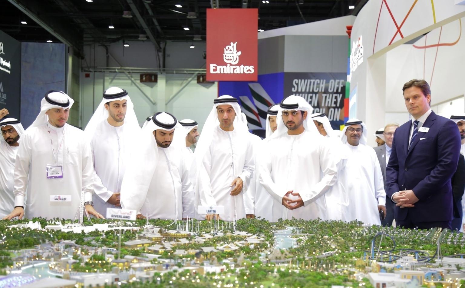 #ATM 2018: Deputy Ruler of Dubai opens 25th edition of Arabian Travel Market