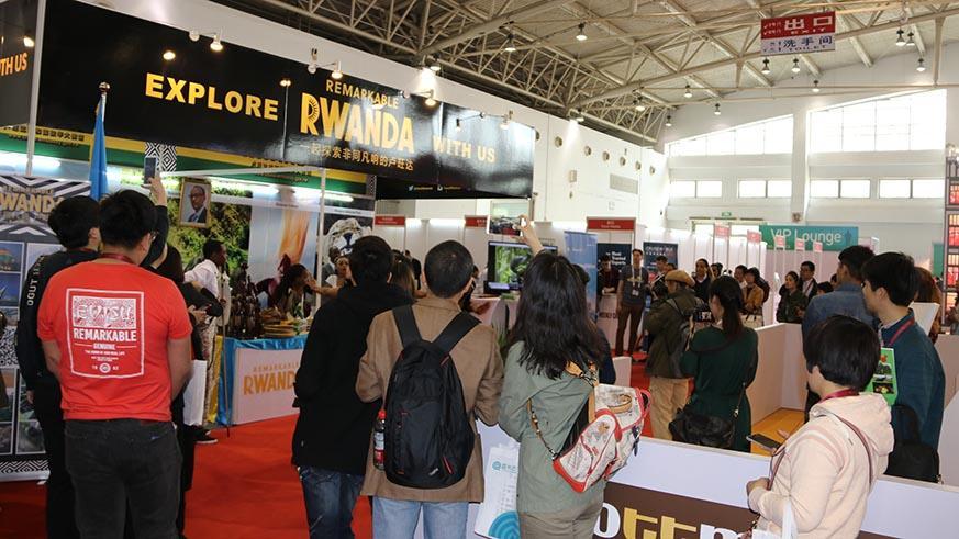 Rwanda showcases attractions at China tourism exhibition