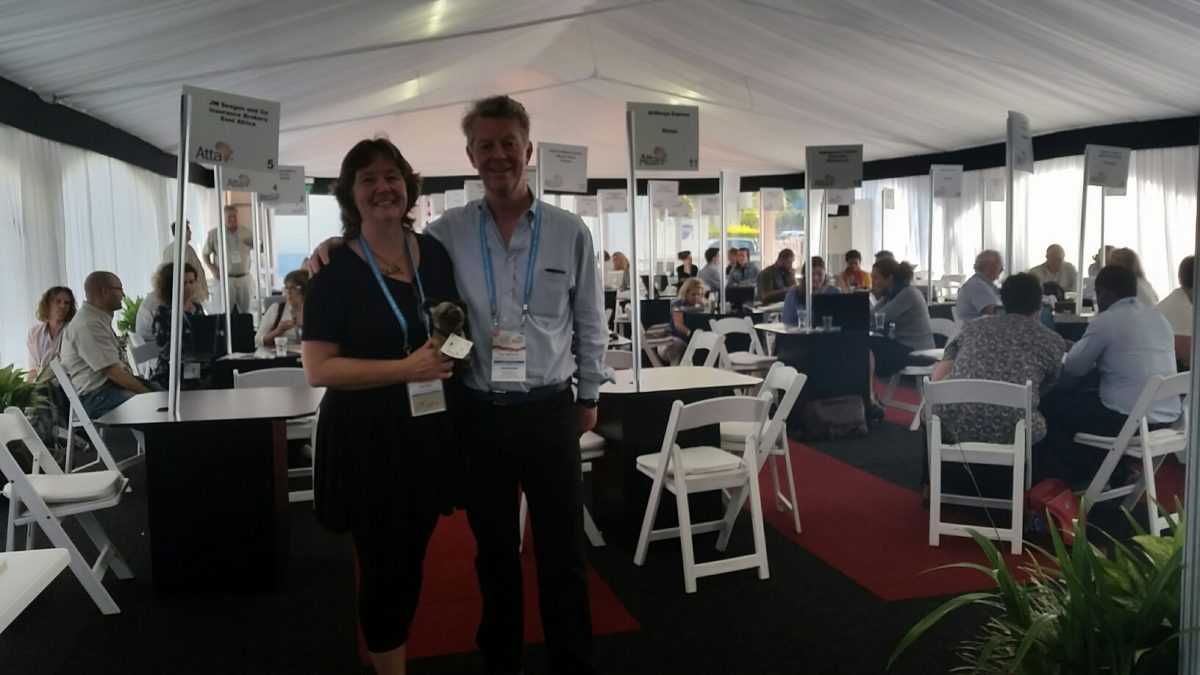 African Travel and Tourism Association wins Gold at Indaba