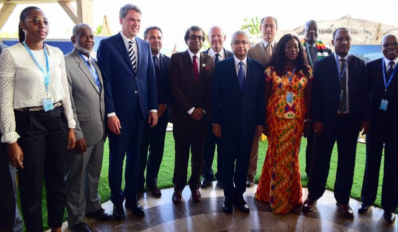 Digitalisation & Sustainable Tourism Conference of Mauritius opened by Island's PM