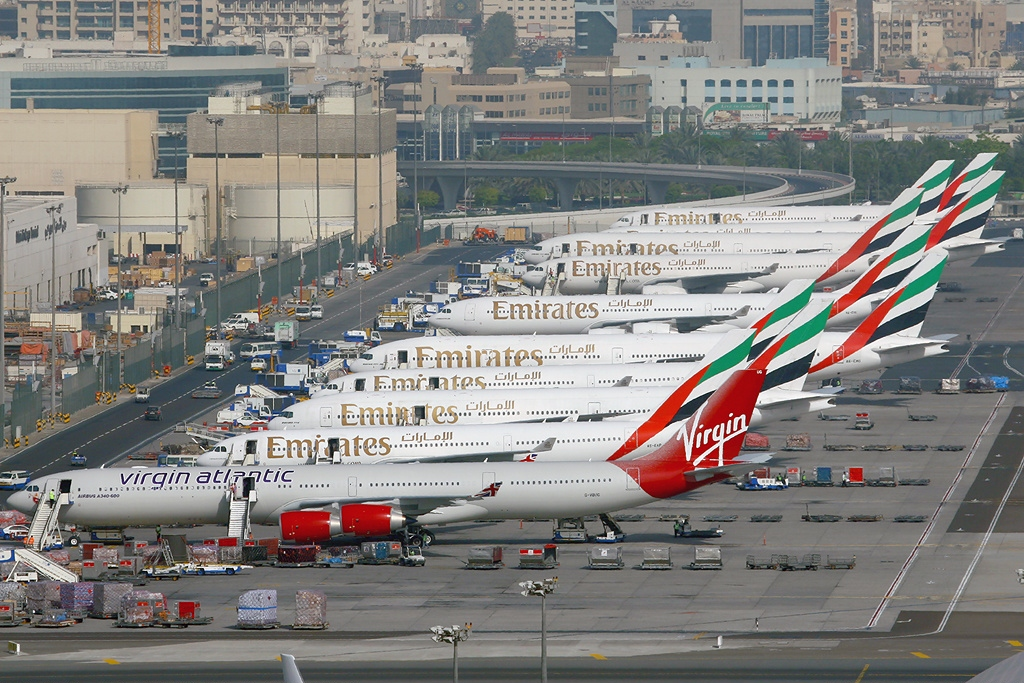 Dubai International maintains leading airport status