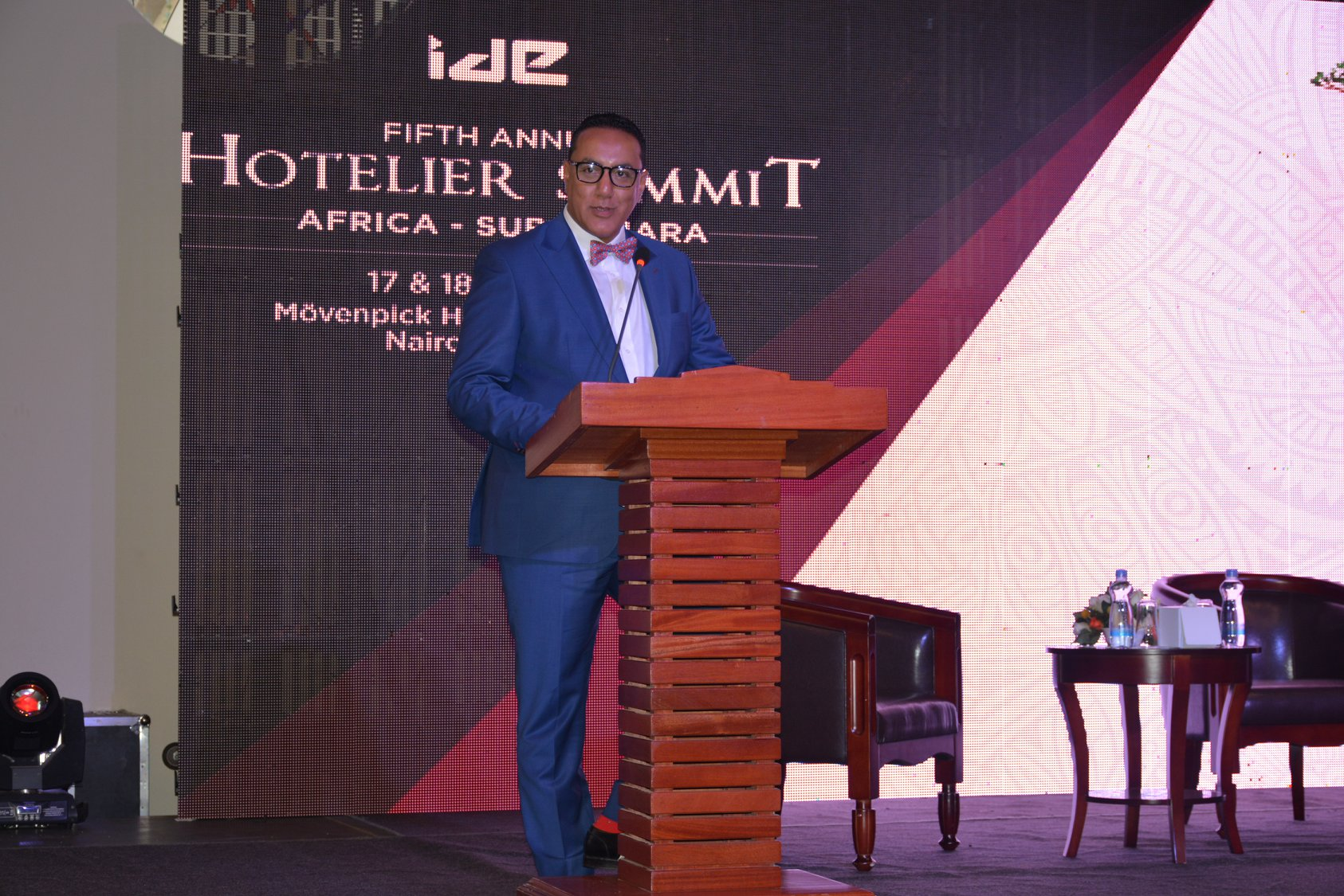 5th Annual Hotelier Summit Africa – Sub-Sahara 2018 Opens in Nairobi