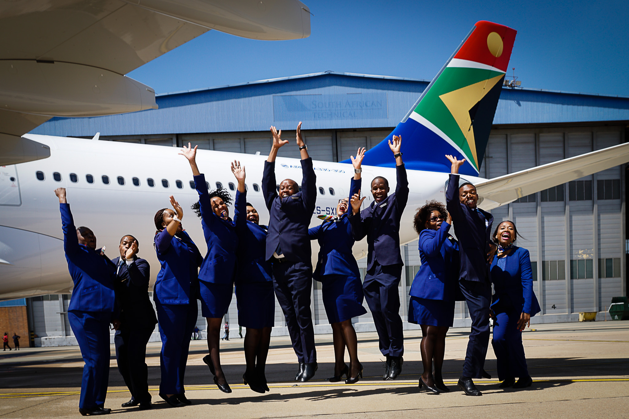 Phones can stay online on flights next year, says SAA