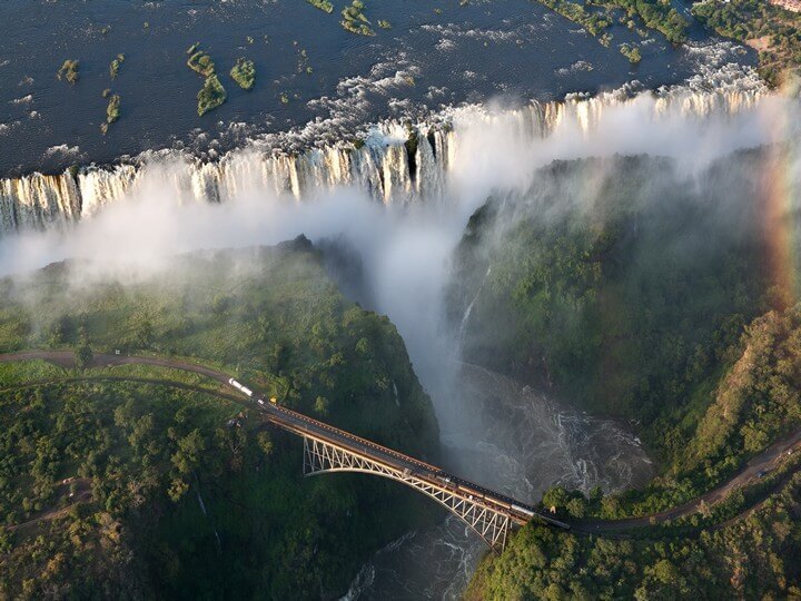 Zimbabwe: Govt Declares Vic Falls Zimbabwe's National Conferencing Town