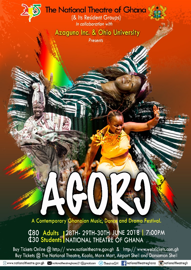 "Ghana: National Theatre Plans ""Agoro"" to Commemorate 25th Anniversary"