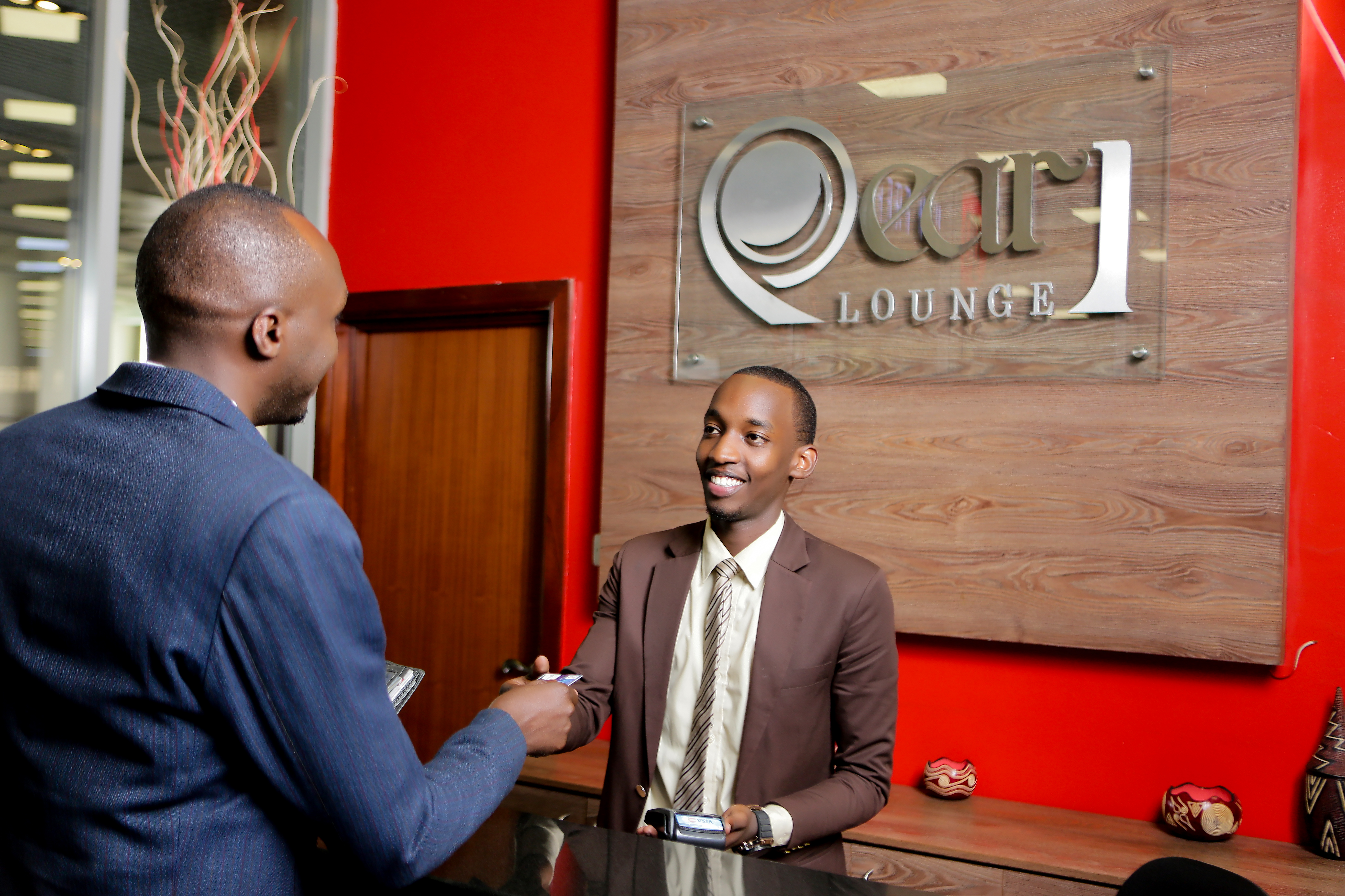 NAS and RwandAir partner to provide Premier Lounge Services