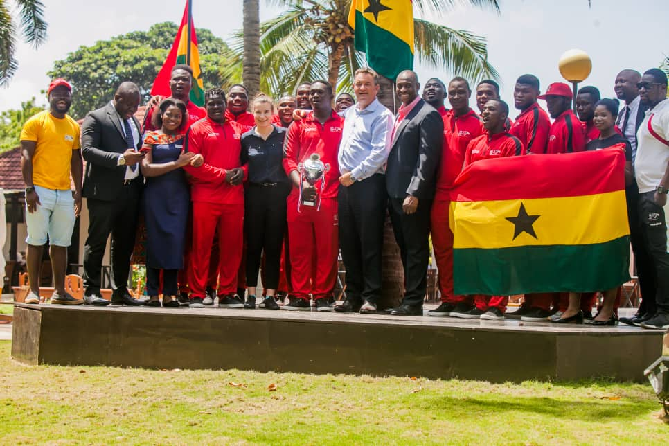 Golden Tulip Hotel Pledges more support for Ghana Rugby