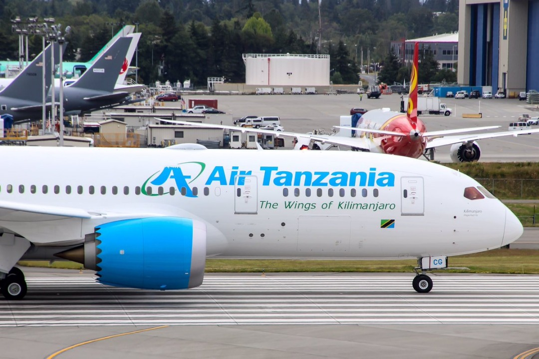 Air Tanzania to launch China flights in February
