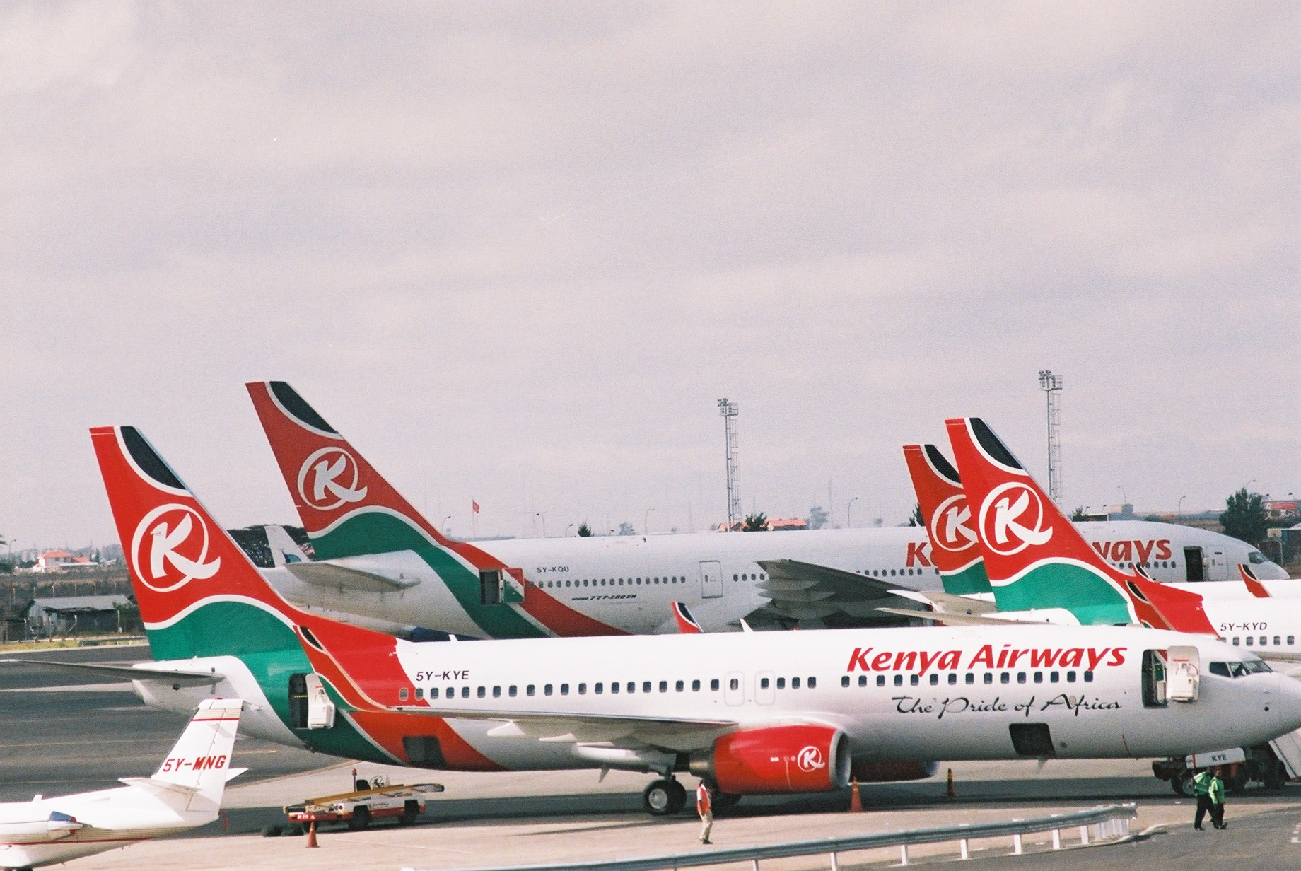 Kenya: 7,000 Book Kenya Airways Flights to the U.S.