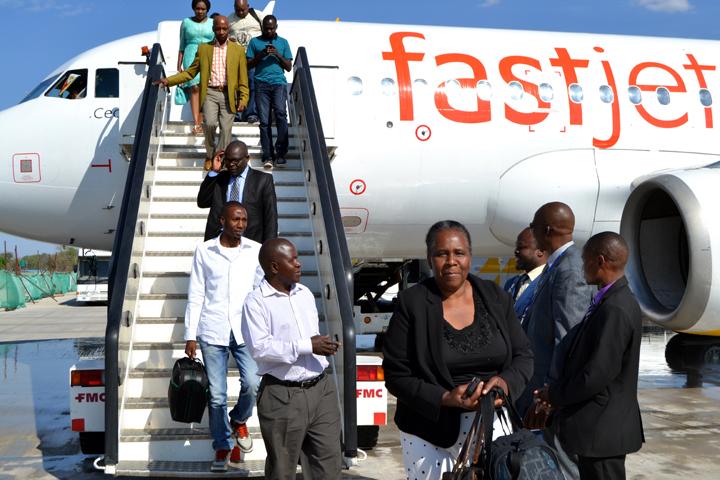 Zimbabwe: Fastjet Begins Harare-Bulawayo Flights