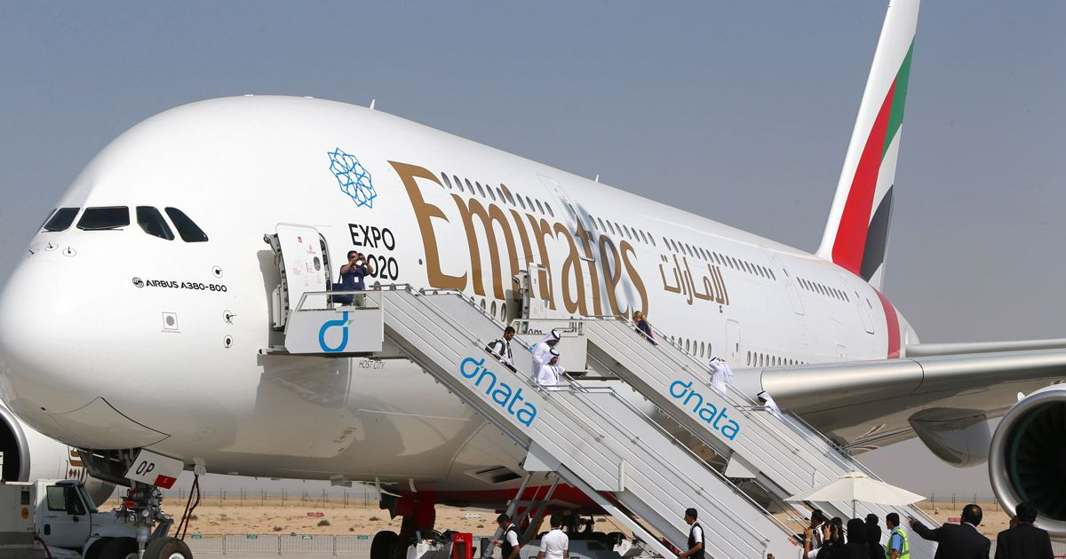 Emirates announces A380 aircraft to Accra, Ghana for new terminal opening