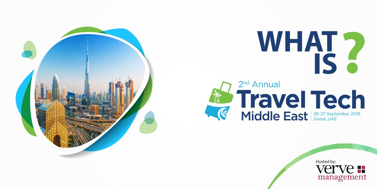 Verve Management gears up for 2nd annual travel tech conference in Dubai