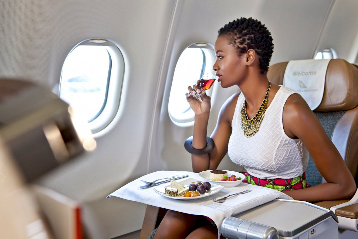Be Part of the SAA Experience- Accra-Washington Non-Stop