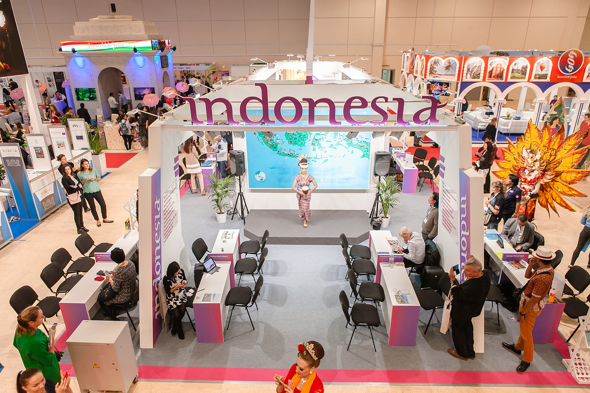 Indonesia for 13th consecutive year at Leisure 2018