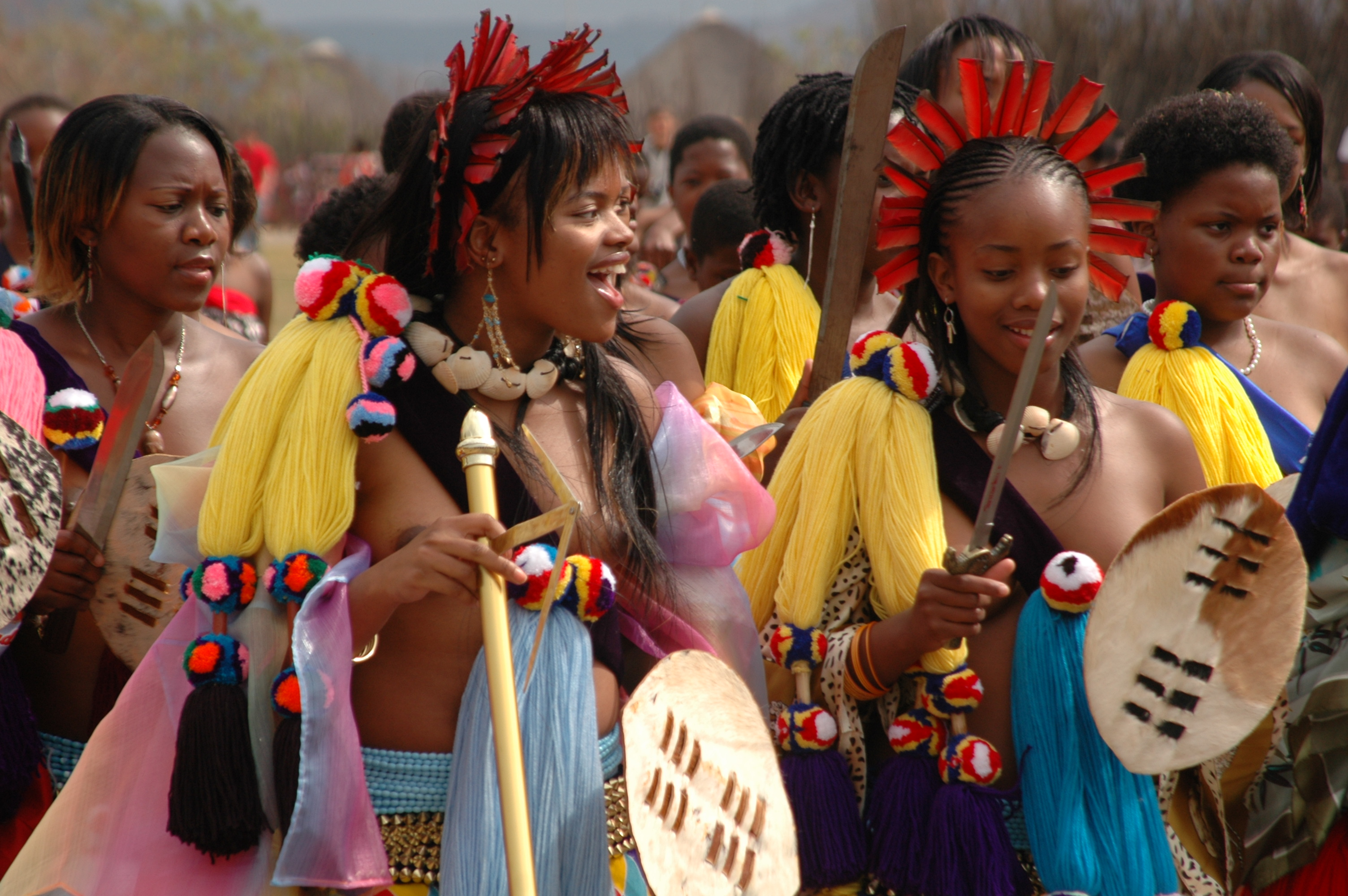 Eswatini announces dates for annual Reed Dance