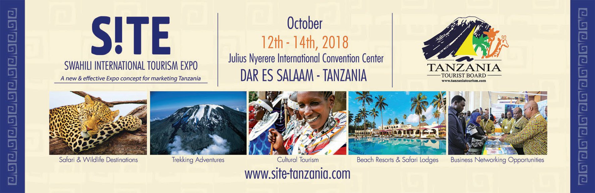 Tanzania Tourism Board gears up for Swahili Int'l Tourism Expo