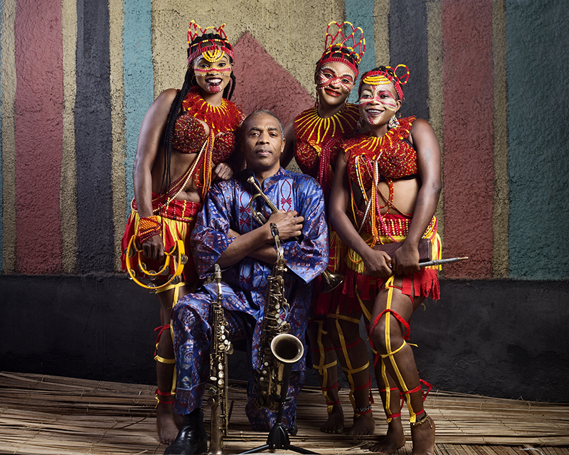 Sheraton Lagos Hotel set to Enthrall the City with Living Legend Femi Kuti Live Concert