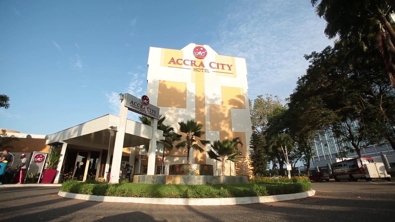 "Accra City Hotel sweeps 4 ""Haute Grandeur"" Global Hotel & Restaurant Awards 2018"