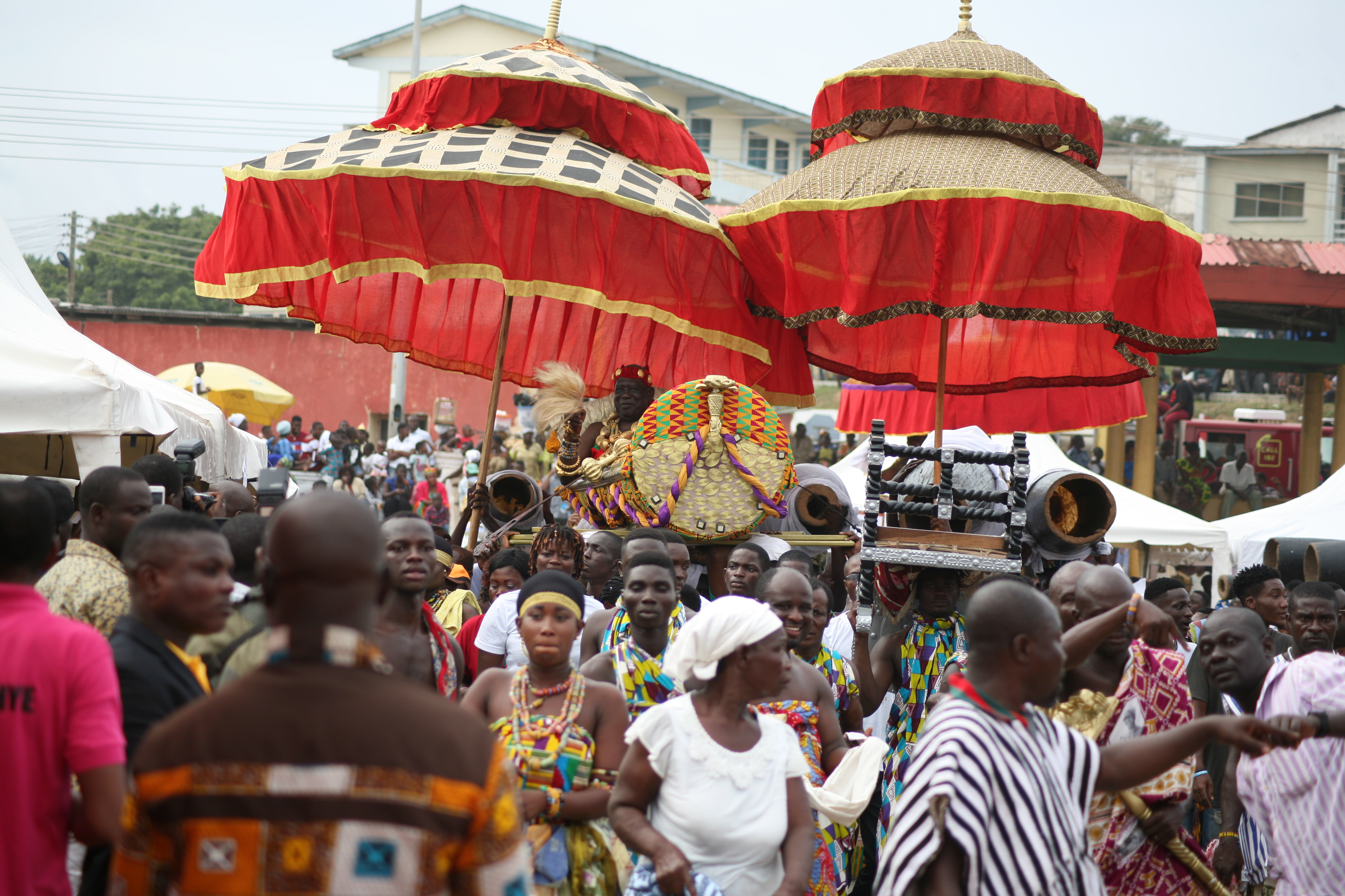 In Pictures: Climax of Oguaa Fetu Afahye 2018