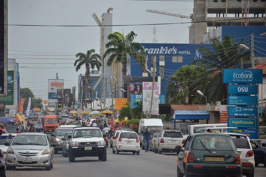Ghana: Osu named among world's coolest neighbourhoods