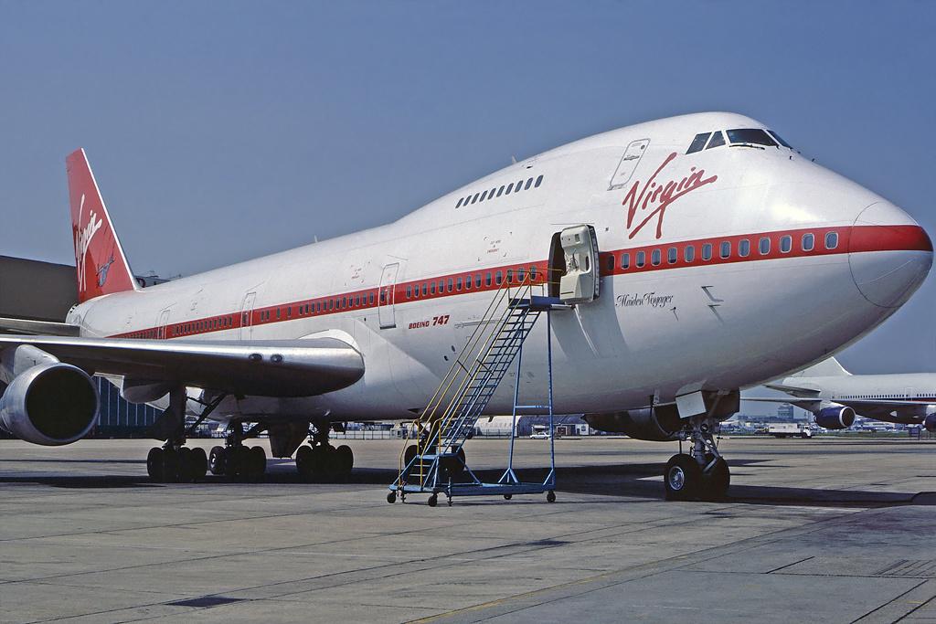 Virgin Atlantic plans maiden London-Harare Flight