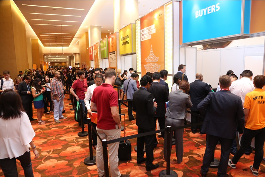 ITB Asia 2018 will reimagine travel with an extensive conference programme of 200 speakers