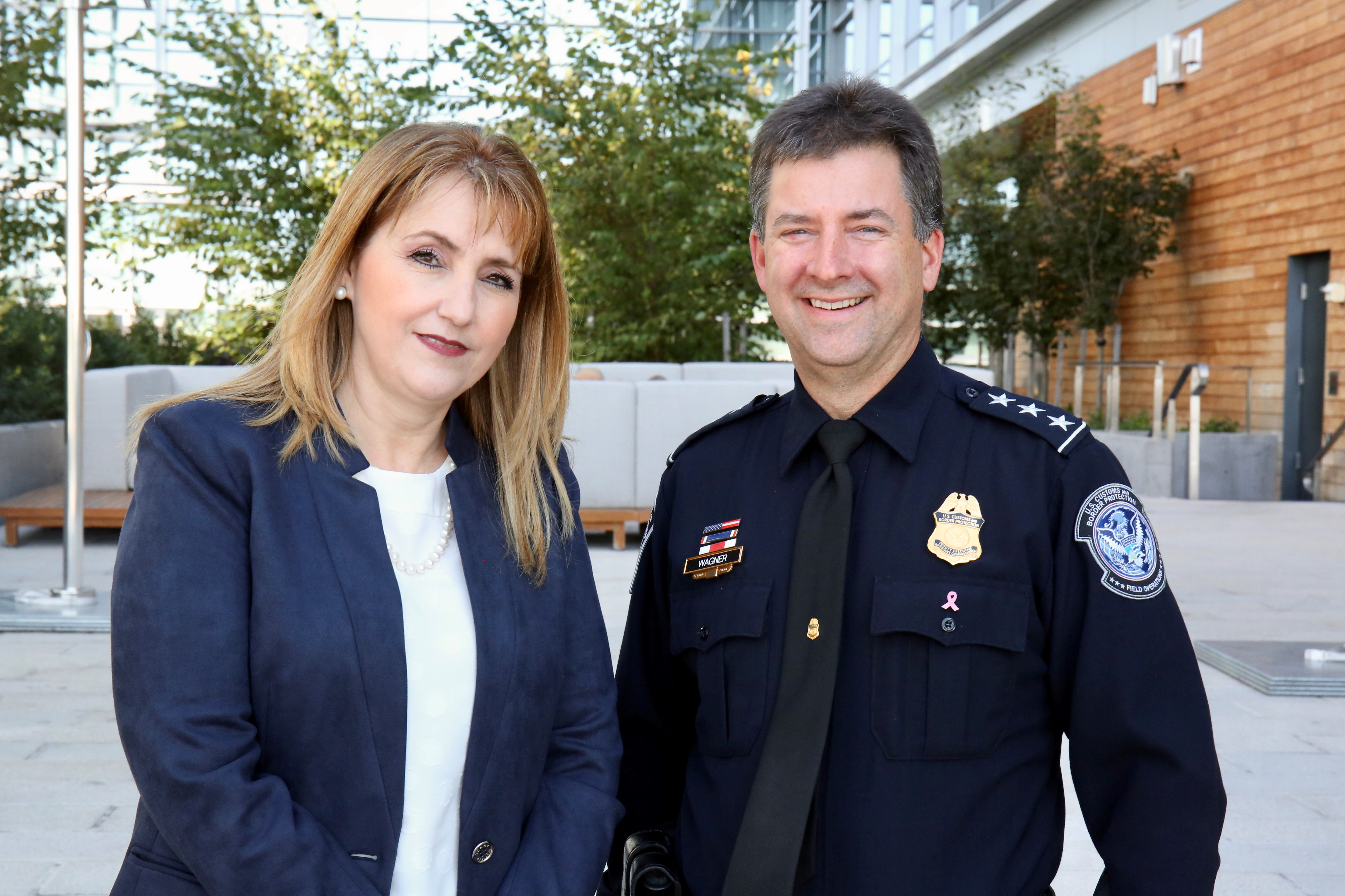 U.S. CBP and WTTC join forces to increase security and  transform  traveller experience