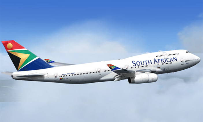 South Africa Airways needs $540 million in working capital