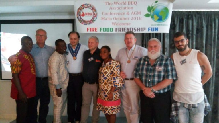 Ghana elected on to executive council of World Barbeque Association
