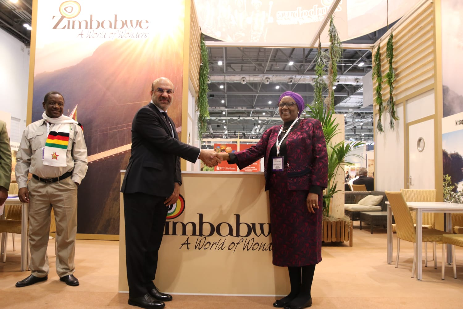 #WTM2018: Zimbabwe inks deal with Al-Jazeera for Tourism promotion